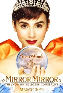 Biancaneve 2012 parte prima: Mirror Mirror con Julia Roberts e Lily Collins