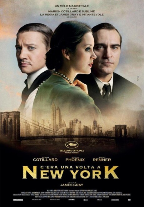 Recensione C'era una volta a New York The Immigrant James Gray