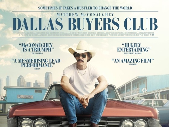 Recensione Dallas Buyers Club Matthew McConaughey