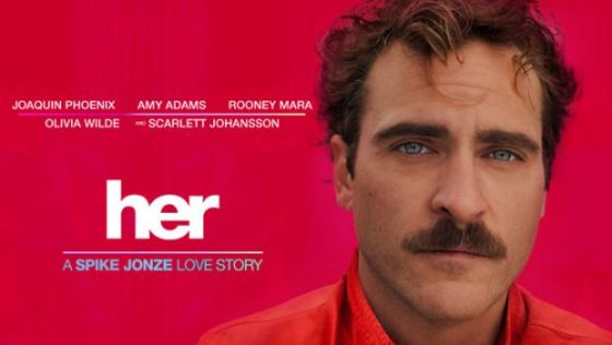 Her Spike Jonze preview recensione anteprima