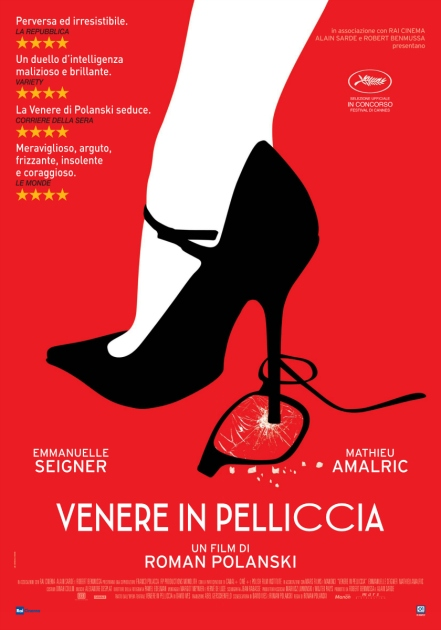 Recensione Venere in pelliccia di Roman Polanski