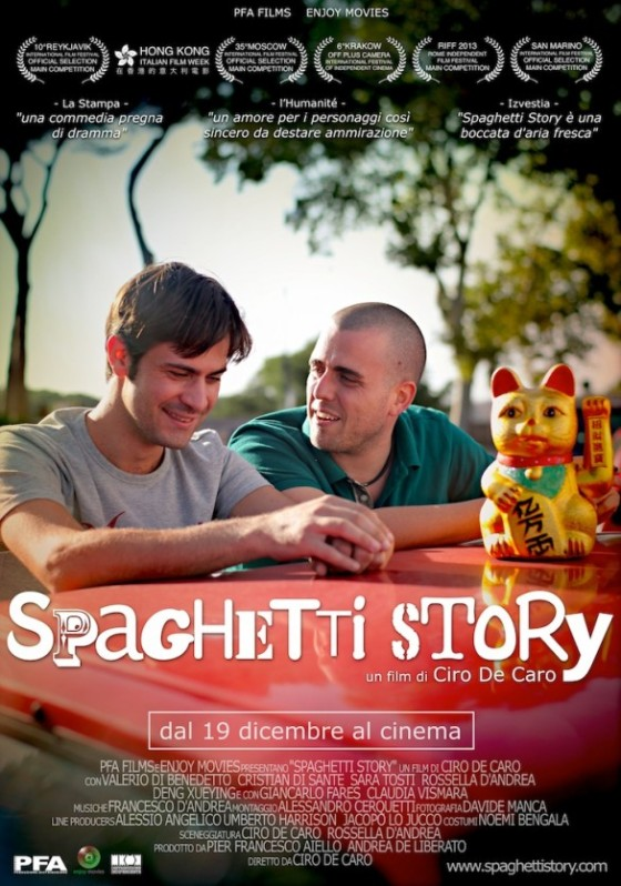 Recensione Spaghetti Story Ciro De Caro