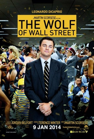 Recensione Wolf of Wall Street di Martin Scorsese