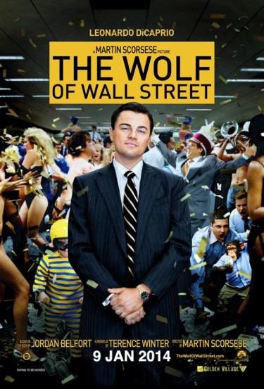 Recensione Wolf of Wall Street di Martin Scorsese